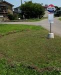 オラホのバス停