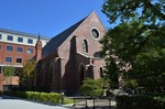 同志社大学にある教会