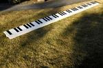 「森のピアノ」完成!